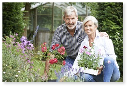 empty nester boomers are staying in place