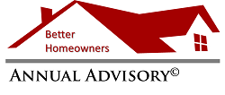 homeowners annual advisory
